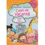 Caiet de vacanta clasa a IV -a ( Editura: Aramis, Autor: Celina Iordache, Rodica Chiran ISBN 9786067061505 )