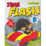 Time Flash B Student's Book ( Editura: MM Publications, Autor: H. Q. Mitchell ISBN 978-960-379-897-2 )