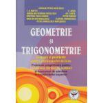 Geometrie si trigonometrie culegere pentru bacalaureat ( Editura: Icar, Autor: Catalin-Petru Nicolescu ISBN 9789736061199 )