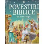 Povestiri biblice pentru copii ( Editura: Girasol ISBN 9786065256804 )