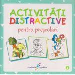 Activitati distractive pentru prescolari 1 ( Editura: All ISBN 9786068578507 )
