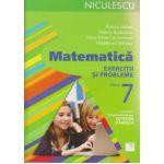 Matematica exercitii si probleme clasa 7 ( Editura: Niculescu, Autor: Rozica Stefan, Valeria Buduianu ISBN 9789737489302 )