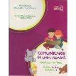 Comunicare in limba romana manual pentru clasa II a partea I+CD, Pitila ( Editura: Art Grup Editorial, Autor: Cleopatra Mihailescu, Tudora Pitila ISBN 978-606-710-127-0 )