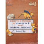 Exercitii si probleme de matematica pentru evaluarea nationala clasa a II a, Arthur la scoala ( Editura: Art Grup Editorial, Autor: Alina Radu ISBN 9789731249025 )