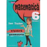 Matematica Initiere clasa a VI a partea I ( Editura: Paralea 45, Autor: Ion Tudor ISBN 9789734721115 )