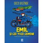 Emil si cei trei gemeni ( editura: Arthur, autor: Erich Kasnter, ISBN 9786068044439 )
