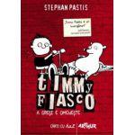 Timmy Fiasco. A gresi e omeneste ( editura: Arthur, autor: Stephan Pastis, ISBN 9786068044262 )