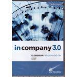 In Company 3. 0 Elementary Class Audio CDs ( editura: Macmillan, autor: Simon Clarke, ISBN 9780230455054 )