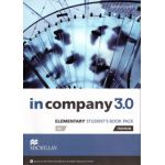 In Company 3. 0 Elementary Student's book pack ( editura: Macmillan, autor: Simon Clarke, ISBN 9780230455009 )