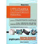 Utilizarea calculatorului personal ( editura: Paralela 45, autor: Mihaela Croitoriu, ISBN 9789734719921 )