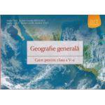 Geografie generala Caiet pentru clasa a V -a ( Editura: Art Grup Editorial, Autor: Steluta Dan, Carmen Camelia Radulescu, Zamfir Datcu, Nicolae Lazar, Dumitru Voicu ISBN 9789731248202 )