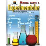 Marea carte a experimentelor: peste 200 de experimente pentru a invata sa te distrezi cu... stiinta ( editura: Didactica Publishing House, ISBN 978606-683-234-2 )