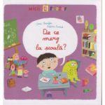 De ce merg la scoala? ( Editura: Didactica Publishing House, Autor: Oscar Brenifier, Delphine Durand ISBN 978-606-683-250-2 )