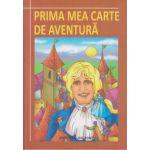 Prima mea carte de aventura ( Editura: Europontic ISBN 978-606-8411-34-7 )