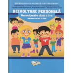 Dezvoltare Personala Manual pentru clasa a II-a Semetrul al II-lea ( Editura: Ars Libri, Autor: Adina Grigore ISBN 9786065749030 )