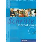 Schritte International Kursbuch + Arbeitscbuch 3 Niveau A2/1 + CD