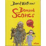 Domnul Sconcs ( Editura: Art, Autor: David Walliams ISBN 9786068620879 )