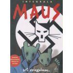 Integrala MAUS ( Editura: Art, Autor: Art Spiegelman ISBN 978-606-710-301-4 )