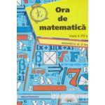 Ora de matematica clasa a VII -a, semestrul al II -lea ( Editura: Nominatrix, Autor: Petre Nachila ISBN 9786069407424 )