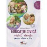 Educatie civica, caietul elevului pentru clasa a III-a ( Editura: Aramis, Autor: Olga Paraiala ISBN 978-606-706-231--1 )