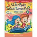 Sa dezlegam tainele comunicarii clasa a II- a semestrul 2 (CD) ( Editura: Carminis, Autor: Carmen Iordachescu, Luminista Minca ISBN 978-973-123-275-1 )