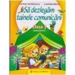 Sa dezlegam tainele comunicarii clasa I semestrul II ( CD ) ( Editura: Carminis, Autor: Carmen Iordachescu, Luminita Minca ISBN 9789731232652 )