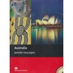 Australia Level 6 upper + CD ( Editura: Macmillan, Autor: Jennifer Gascoine ISBN 9780230470286 )