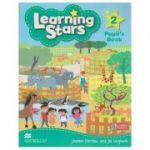 Learning Stars 2 Pupil's Book + CD ( Editura: Macmillan, Autor: Jeanne Perrett, Jill Leighton ISBN 9780230455788 )