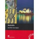 Australia Level 6 Upper ( Editura: Macmillan, Autor: Jennifer Gascoine ISBN 9780230470255 )