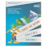 Stiinte ale naturii clasa a III-a Semestrul I + CD ( Editura: Art, Autor: Cleopatra Mihailescu, Tudora Pitila, Nicolae Ploscariu, Eana-Mhaela Preda ISBN 9786067103137 )