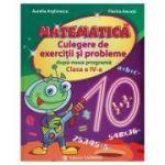 Matematica Culegere de exercitii si probleme dupa noua programa Clasa a IV-a ( Editura: Carminis, Autor: Aurelia Arghirescu, Florica Ancuta ISBN 978-973-123-281-2 )