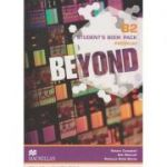 Beyond B2 Student s Book Pack Premium with WEB CODE + Student s resource Centre & Online Workbook ( Editura: Macmillan, Autor: Robert Campbell, Rob Metcalf, Rebecca Robb Benne ISBN 9780230461529)