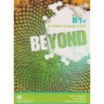Beyond B1+ Student s Book Pack with MPO CODE ( Editura: Macmillan, Autor: Robet Campbell, Rob Metcalf, Rebeca Robb Benne ISBN 978-0-230-46142-0 )