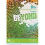 Beyond B1+ Student s Book Pack Premium with WEB CODE + Student s resource Centre & Online Workbook ( Editura: Macmillan, Autor: Robert Campbell, Rob Metcalf, Rebecca Robb Benne ISBN 978-0-230-46143-7 )