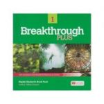 Breakthrough plus 1 Digital Student s Book Pack with access to the Student s Resource Center ( Editura: Macmillan, Autor: Miles Craven ISBN 978-0-230-49428-2 )