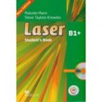 Laser B1+ Student s Book with CD-ROM and MPO ( Editura: Macmillan, Autor: Malcolm Mann, Steve Taylore-Knowles ISBN 978-0-230-47068-2 )