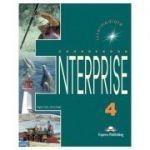 Curs limba engleză Enterprise 4 Manualul elevului ( Editura: Express Publishing, Autor: Virginia Evans ISBN 9781842168219
