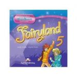 Curs Lb. Engleza Fairyland 5 Software ptr. tabla magnetica interactiva ( Editura: Express Publishing, Autor: Jenny Dooley, Virginia Evans ISBN 978-1-4715-1877-5 )
