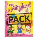 Curs lb. Engleza – Fairyland 2 – Pachetul elevului (manual + ieBook ) ( Editura: Express Publishing, Autor: Jenny Dooley, Virginia Evans ISBN 978-1-78098-010-2 )