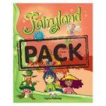 Curs lb. Engleza – Fairyland 4 – Pachetul elevului ( manual + ieBook ) ( Editura: Express Publishing, Autor: Jenny Dooley, Virginia Evans ISBN 9781780980126 )