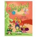 Curs limba engleză Fairyland 4 Manualul elevului ( Editura: Express Publishing, Autor: Jenny Dooley, Virginia Evans ISBN 978-1-84679-423-0 )