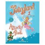 Curs limba engleză Fairyland 1 Caietul elevului ( Editura: Express Publishing, Autor: Jenny Dooley, Virginia Evans ISBN 978-1-84679-526-8 )