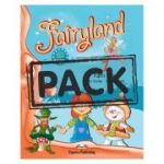 Curs lb. Engleza – Fairyland 1 Pachetul elevului ( Manual + DVD ) ( Editura: Express Publishing, Autor: Jenny Dooley, Virginia Evans ISBN 978-1-84862-430-6 )