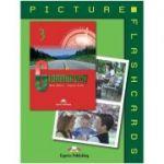 Curs de gramatică limba engleză Grammarway 3 Picture flashcards ( Editura: Express Publishing, Autor: Jenny Dooley, Virginia Evans ISBN 9781903128961 )