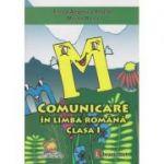 Comunicare in Limba Romana caiet de scriere clasa I ( Editura: Lizuka Educativ, Autor: Elena-Angelica Anghel, Mitina Rosu ISBN 978-606-8714-01-1 )
