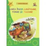Lumea inconjuratoare, forme si culori ( Editura: Lizuka Educativ, Autor: Tatiana Tapalaga ISBN 978-606-93438-7-6 )