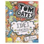 TOM GATES vol. 4 Idei geniale ( uneori ) ( Editura: Arthur, Autor: L. Pichon ISBN 9786067880151 )