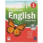 Macmillan English Language Book nr 1 Digital Edition ( Editura: Macmillan, Autor: Mary Bowen, printha Ellis, Louis Fidge, Liz Hocking, Wendy Wren ISBN 978-1-405-01367-3 )