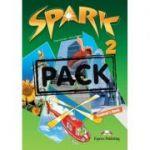 Curs lb. engleza SPARK 2 Monstertrackers – Pachetul elevului ( Manual + ieBook ) ( Editura: Express Publishing, Autor: Virginia Evans, Jenny Dooley ISBN978-1-78098-064-5 )
