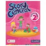 Story Central 2 Activity Book ( Editura: macmillan, Autor: Viv Lambert ISBN 9780230452077 )